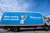 Hermes lorries
