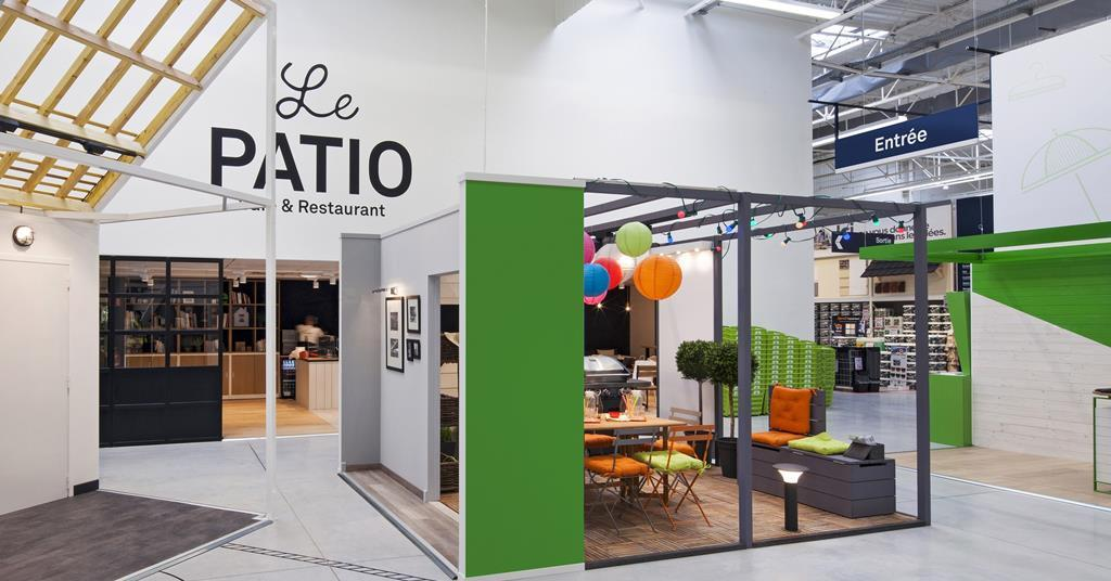 Store Of The Week Leroy Merlin Le Havre France Gallery Retail Week