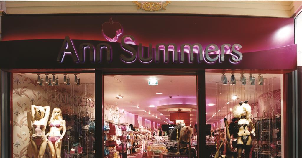 Entretenimiento elefante Respetuoso del medio ambiente  Ann Summers - company profile | News | Retail Week