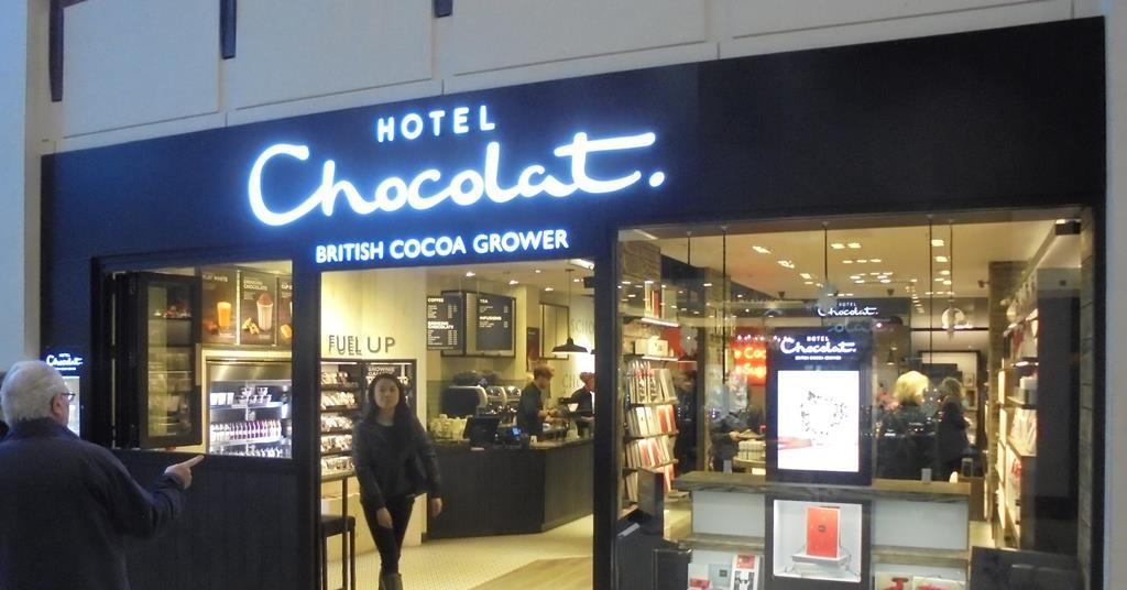 Store gallery: Hotel Chocolat lifts the lid on a new ...
