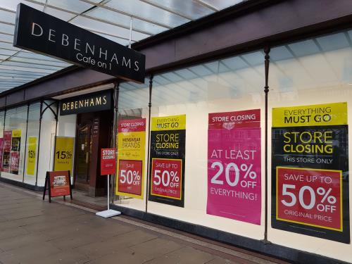 Reliance Retail Pulls Out Of Race To Rescue Debenhams News Retail Week