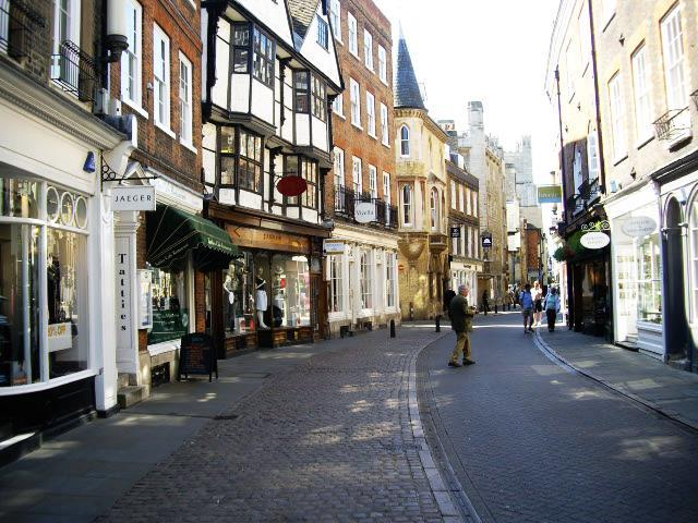 Data The 50 Most Vibrant Retail Locations In The Uk News Retail Week