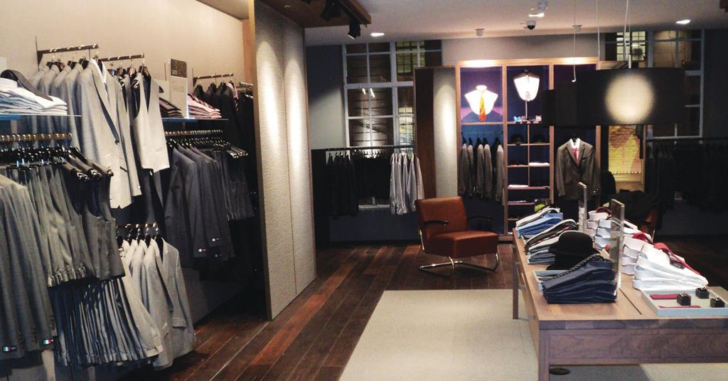 Austin Reed In An Upper Class Of Its Own Gallery Retail Week