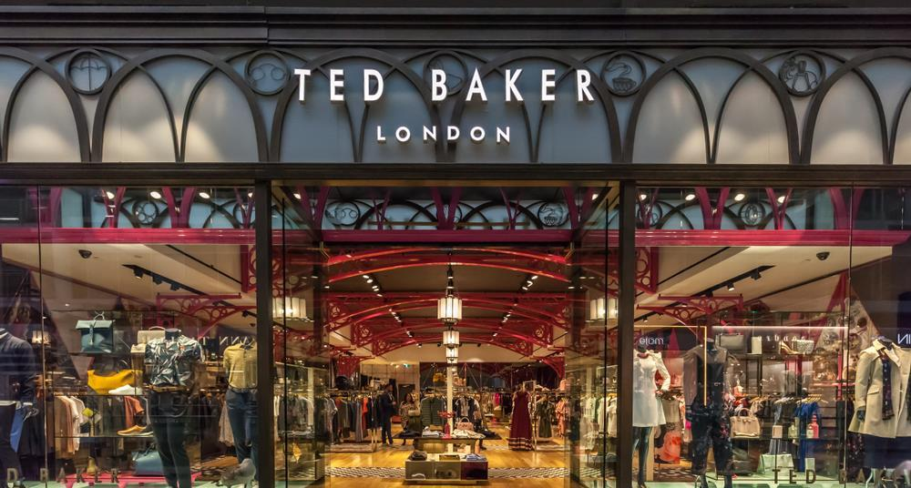 Ted Baker encouraged by recent trading and online growth | News | Retail  Week
