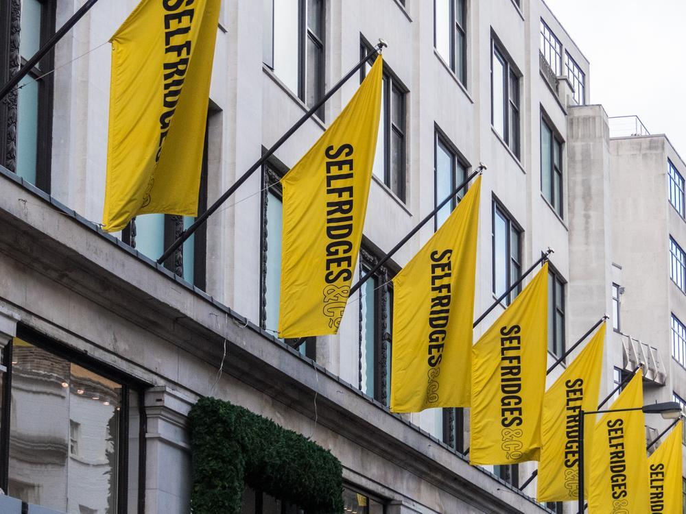 Selfridges sales boosted by in-store experiences