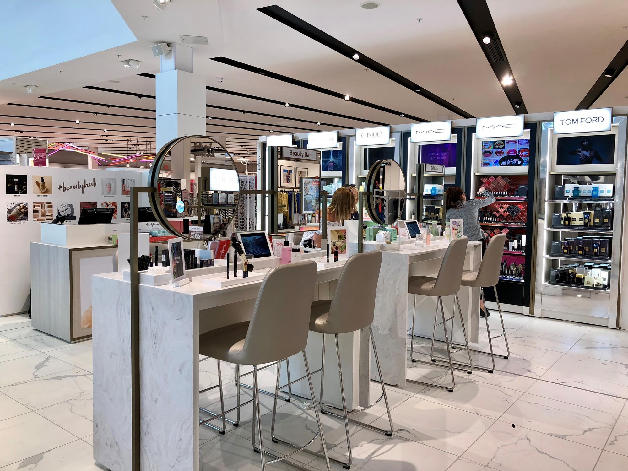 7279e98490d In pictures: Debenhams and Estee Lauder's new beauty hub | News | Retail  Week
