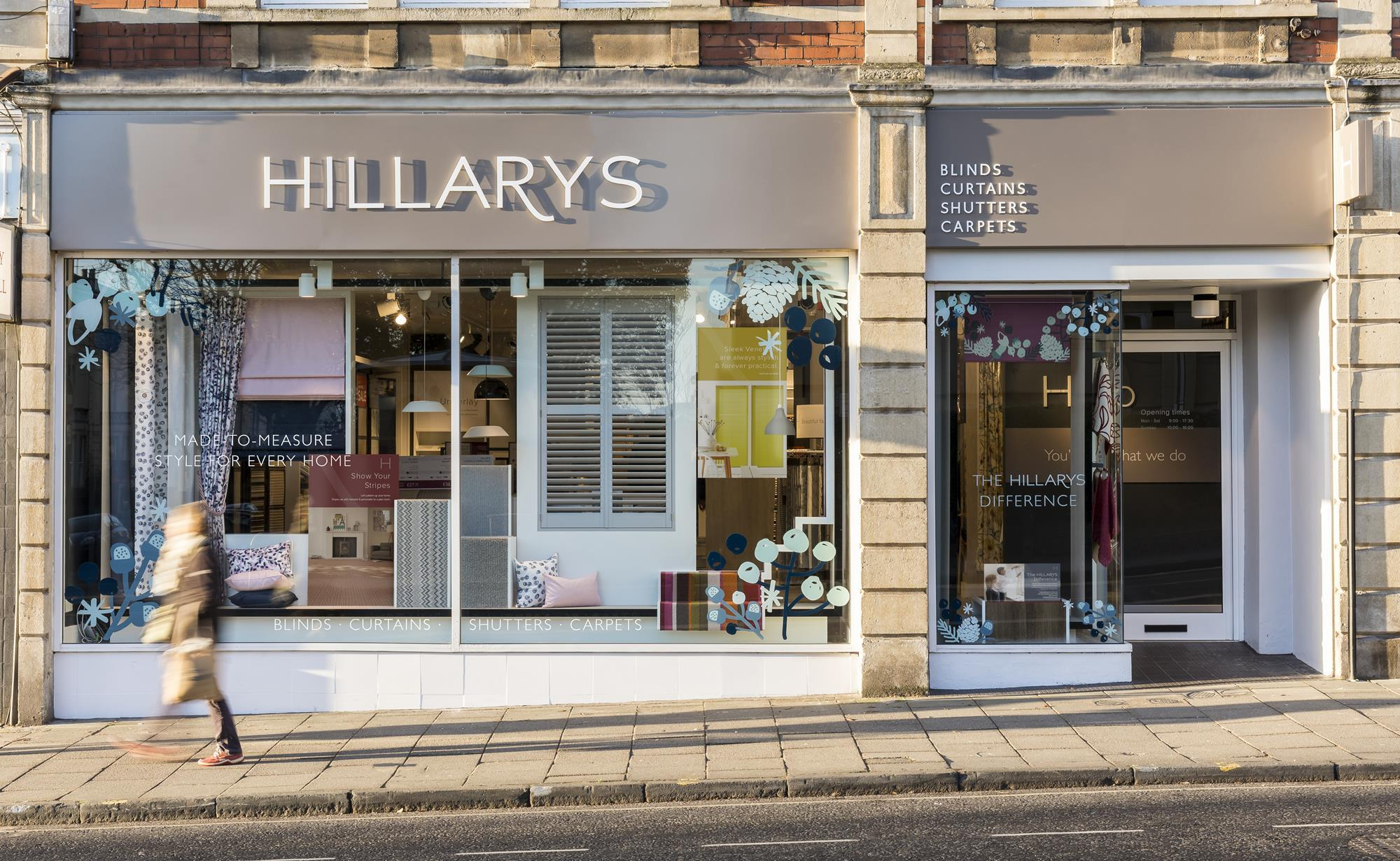 Hillarys Blinds Online >> Hillarys blinds sold to Hunter Douglas in £300m deal   News   Retail Week