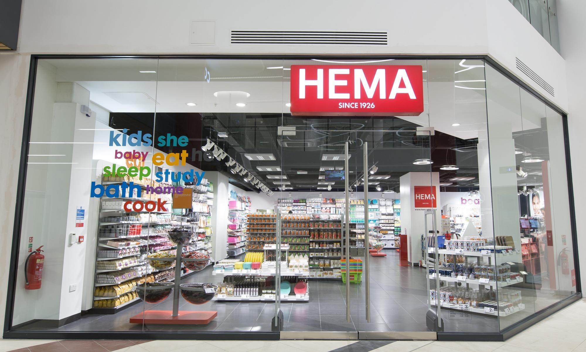 dutch value retailer hema to launch uk ecommerce site in september news retail week. Black Bedroom Furniture Sets. Home Design Ideas