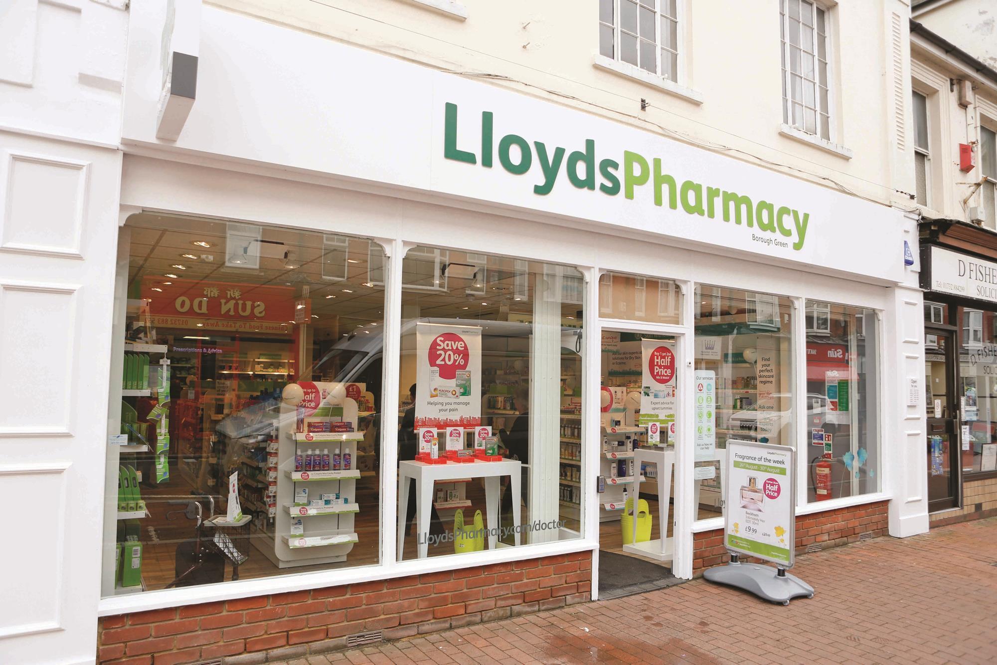 lloyds chemists lloyds pharmacy locations
