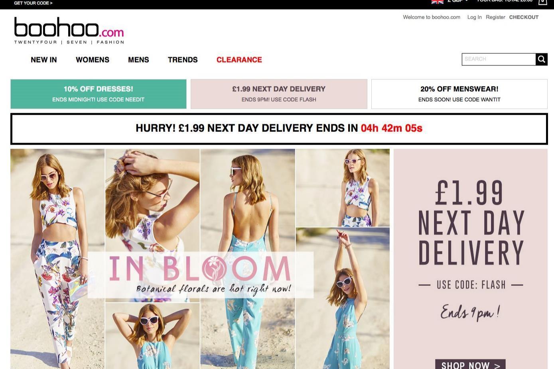 6c6e51b33df5 Boohoo full-year profits surge as sales rocket   News   Retail Week