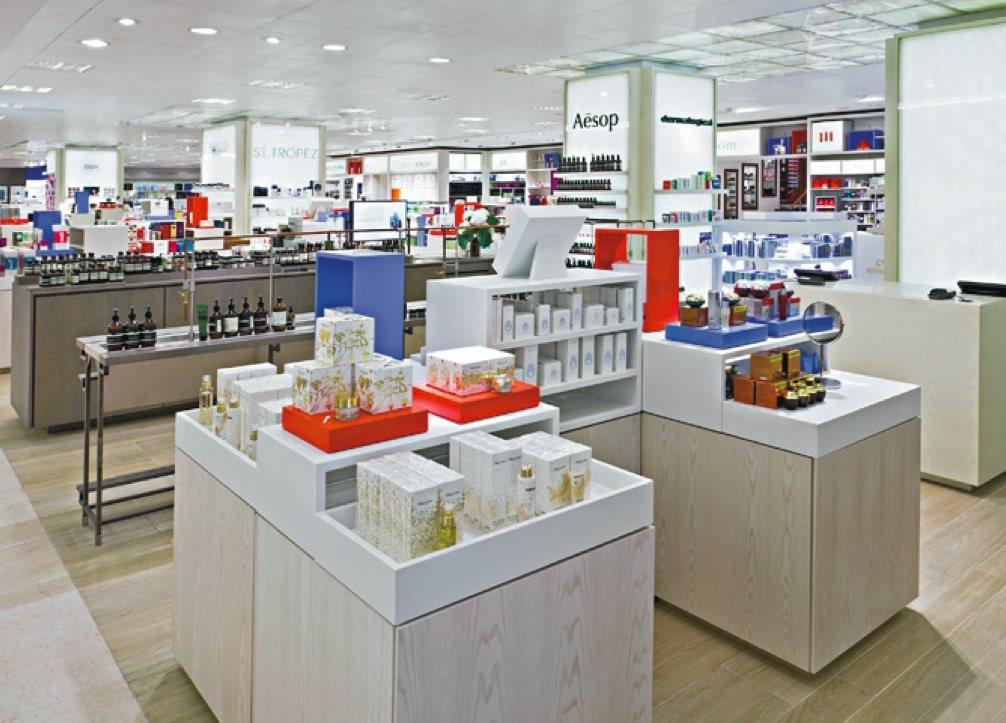 Store gallery: The changing face of beauty departments | Photo gallery | Retail Week