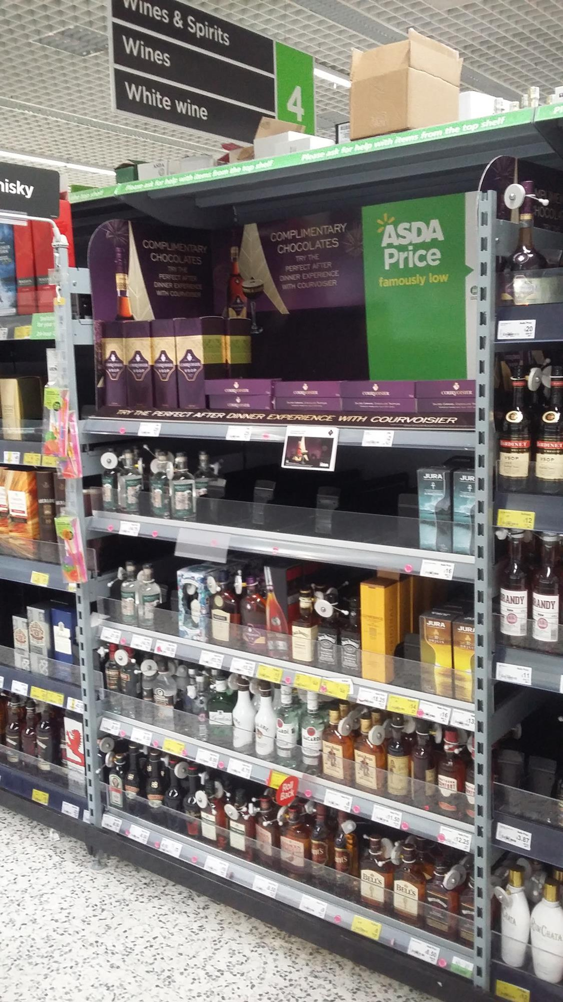 In Pictures Rating Grocers Alcohol Offers Photo Gallery