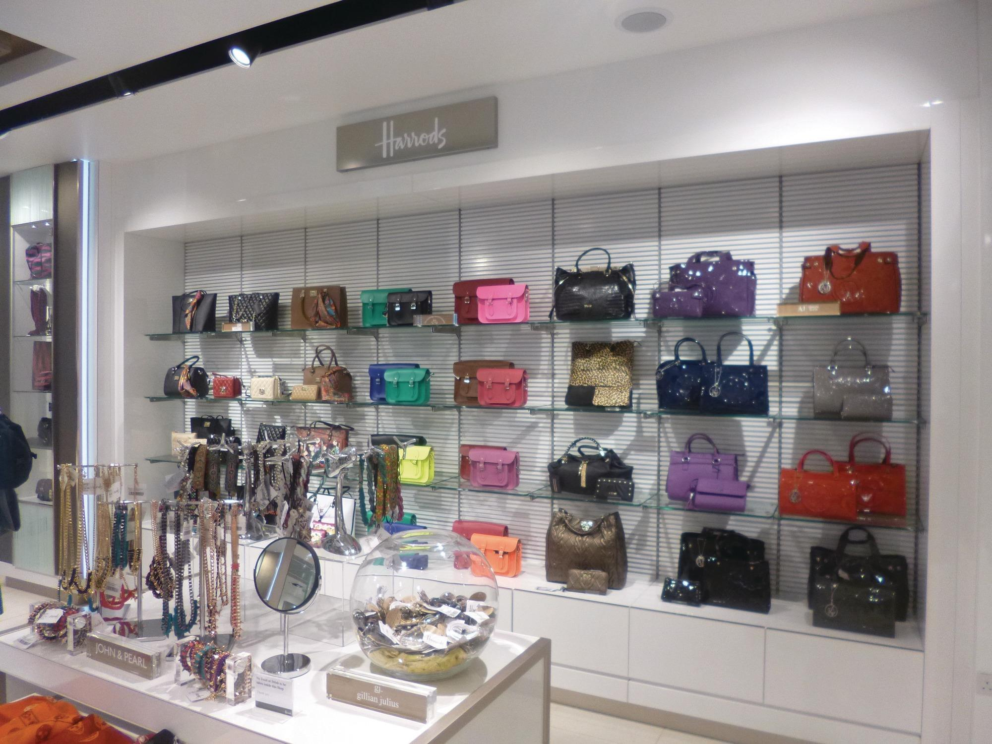 abed2552a Store gallery: Harrods opens it doors to the jetset at Gatwick Airport |  Photo gallery | Retail Week