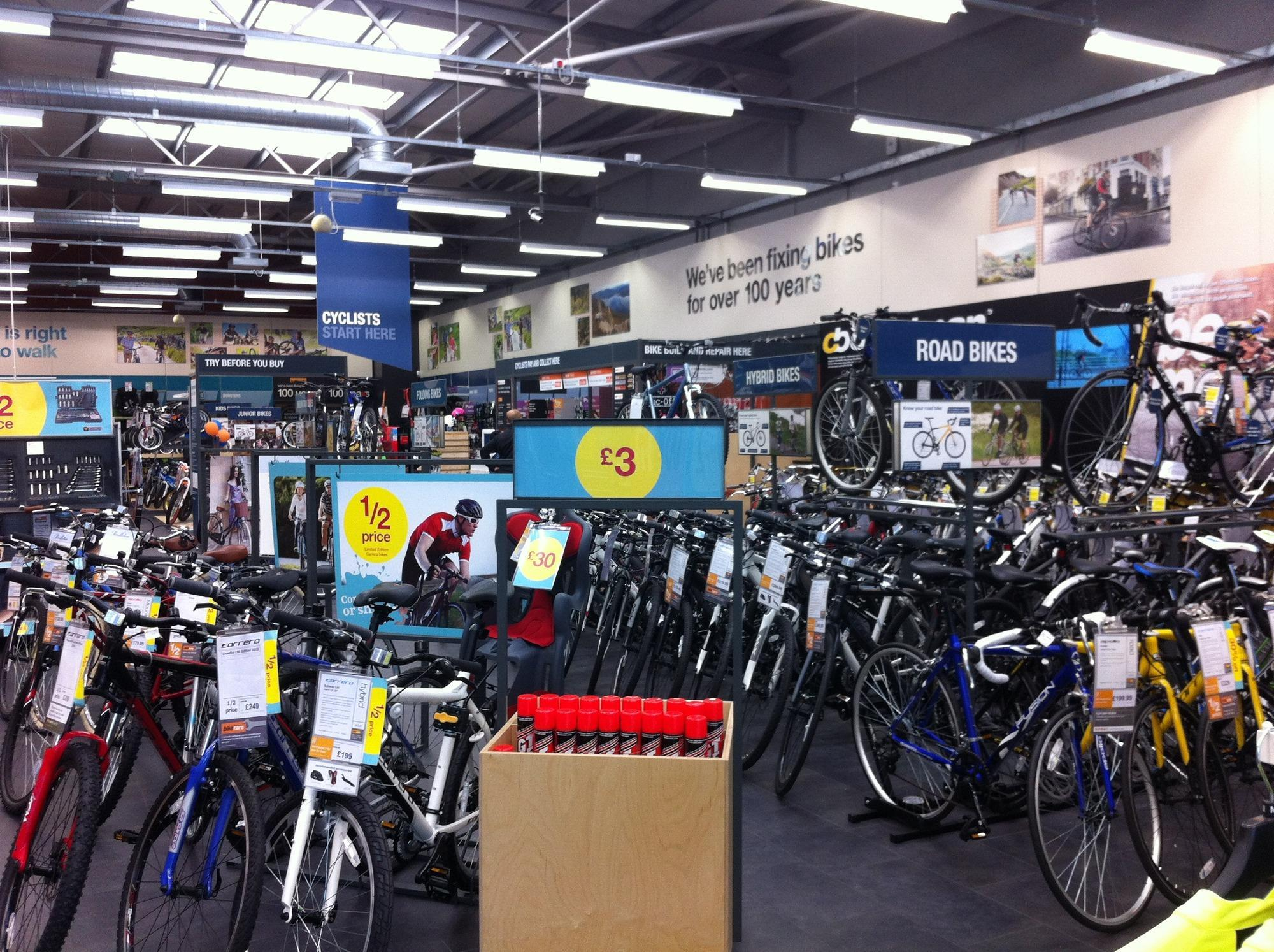 Analysis: Halfords' Getting into Gear strategy puts it in pole