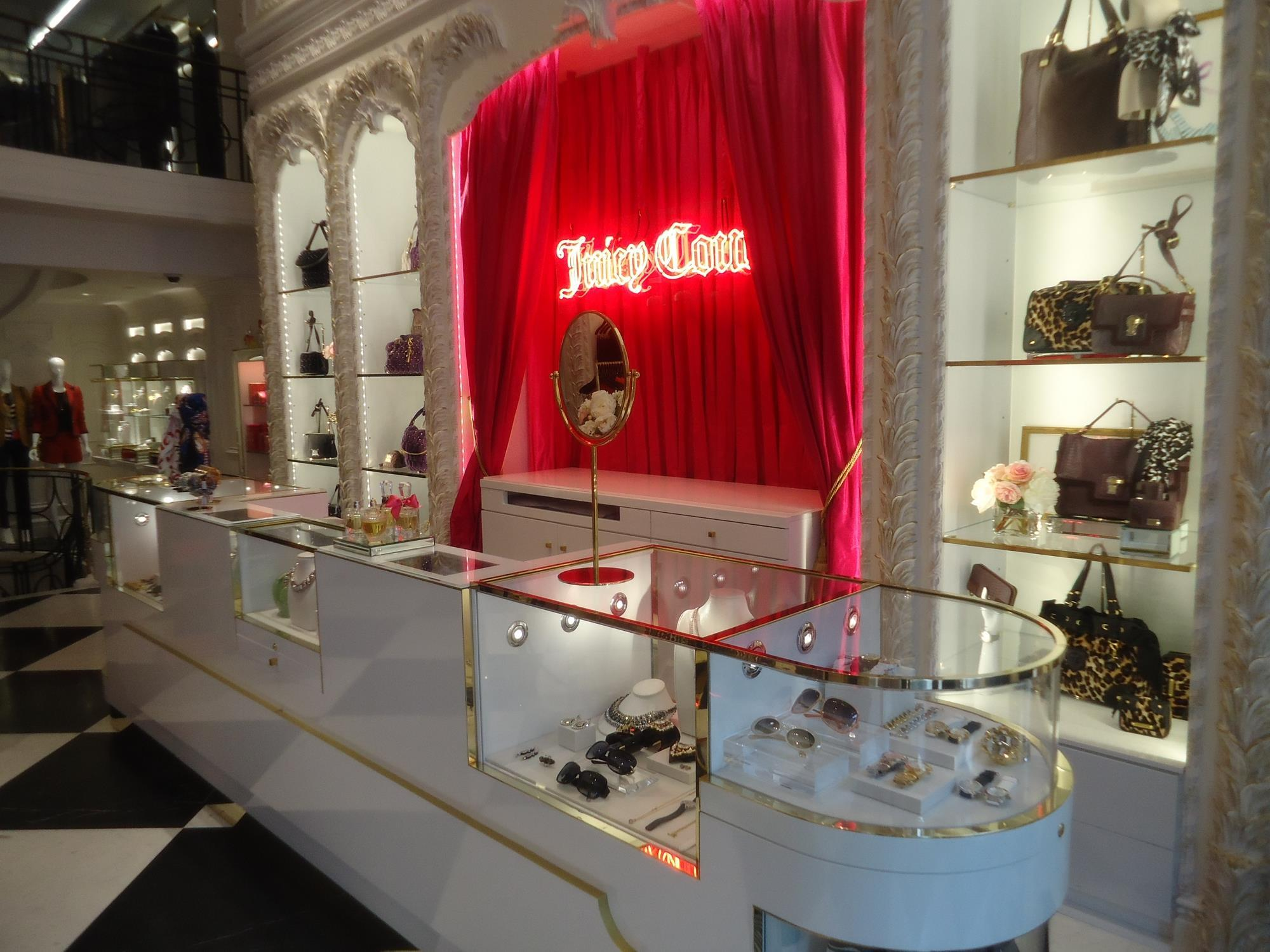 538da9f42ca0 Store of the week: Juicy Couture, Regent Street, London | Photo gallery |  Retail Week