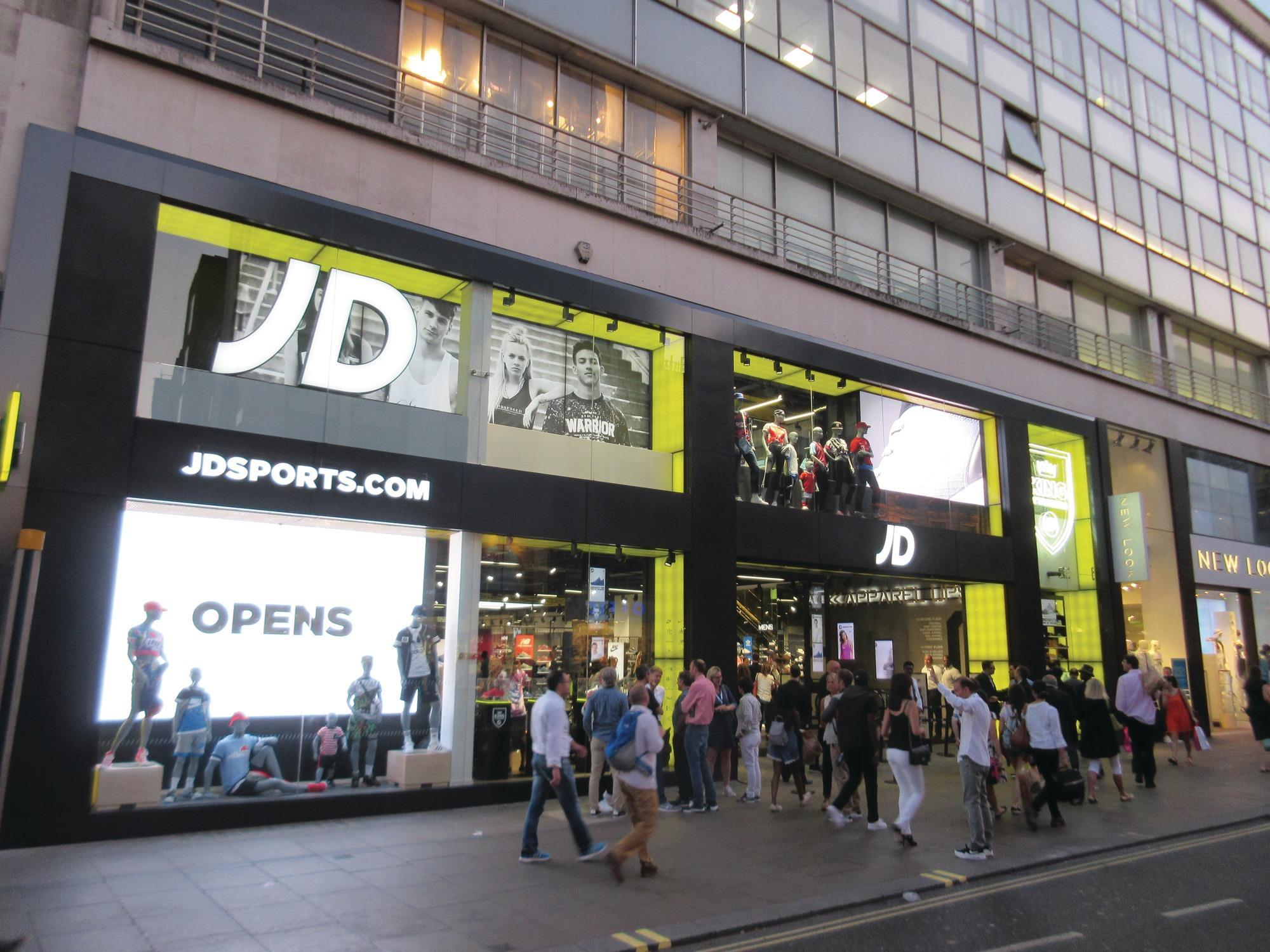 jd sports and oxfam analysis Jd sports fashion plc (jd) - financial and strategic swot analysis review, company report.