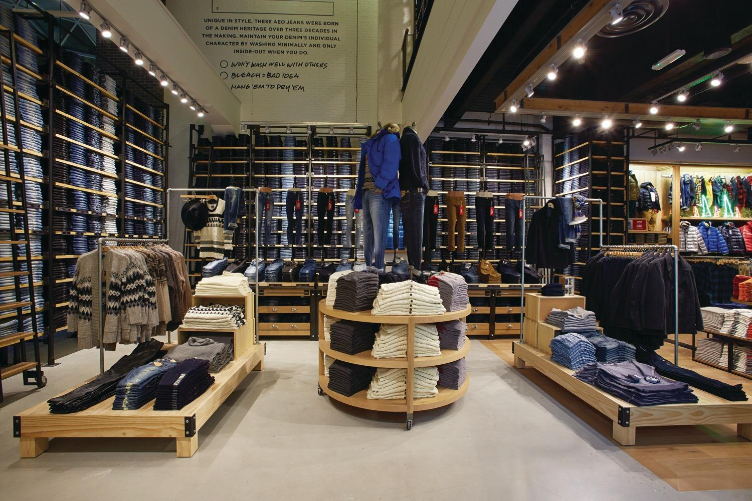 Store Gallery American Eagle Outfitters Lands In The UK