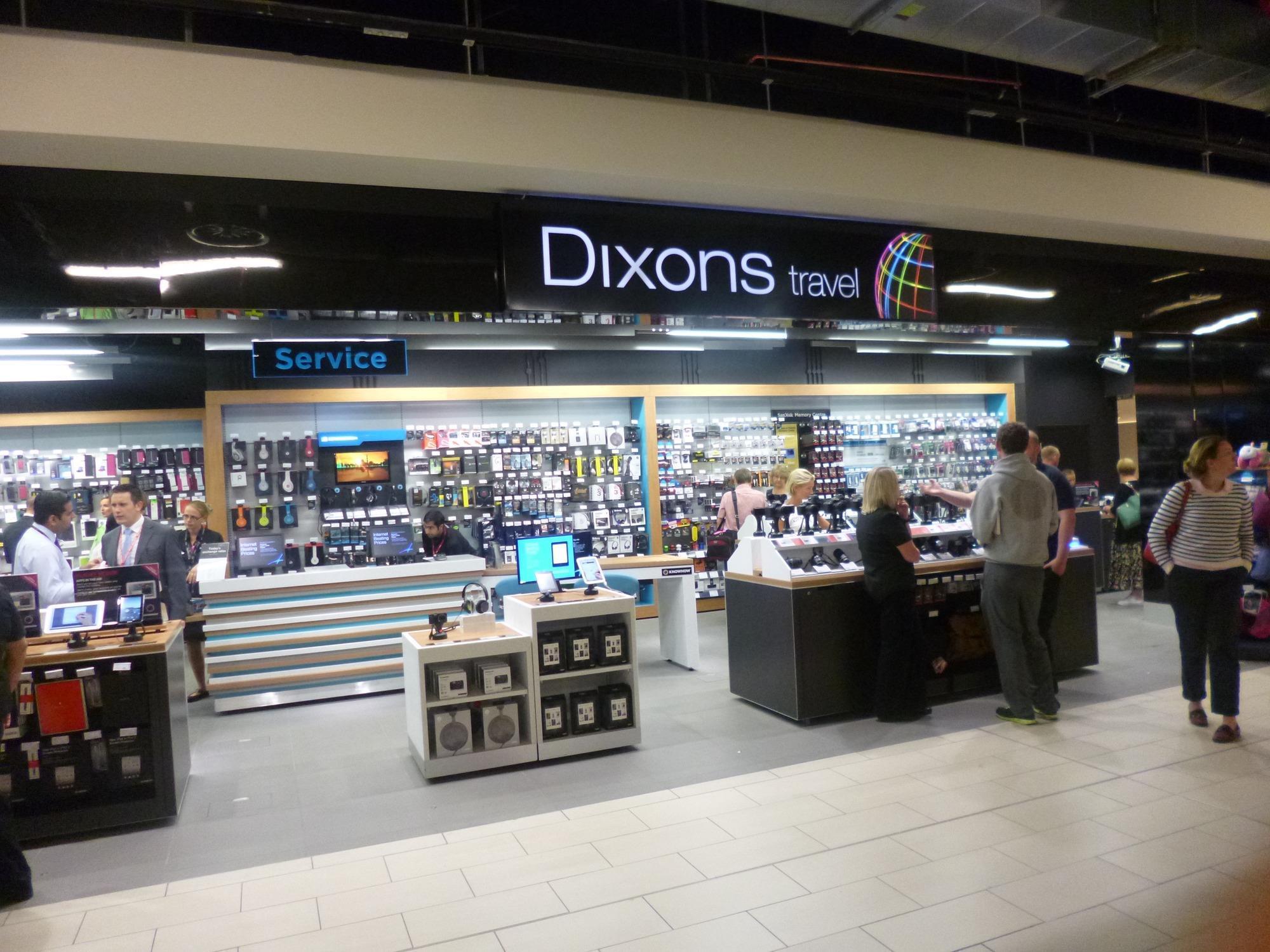 Dixons eyes global travel store growth | News | Retail Week