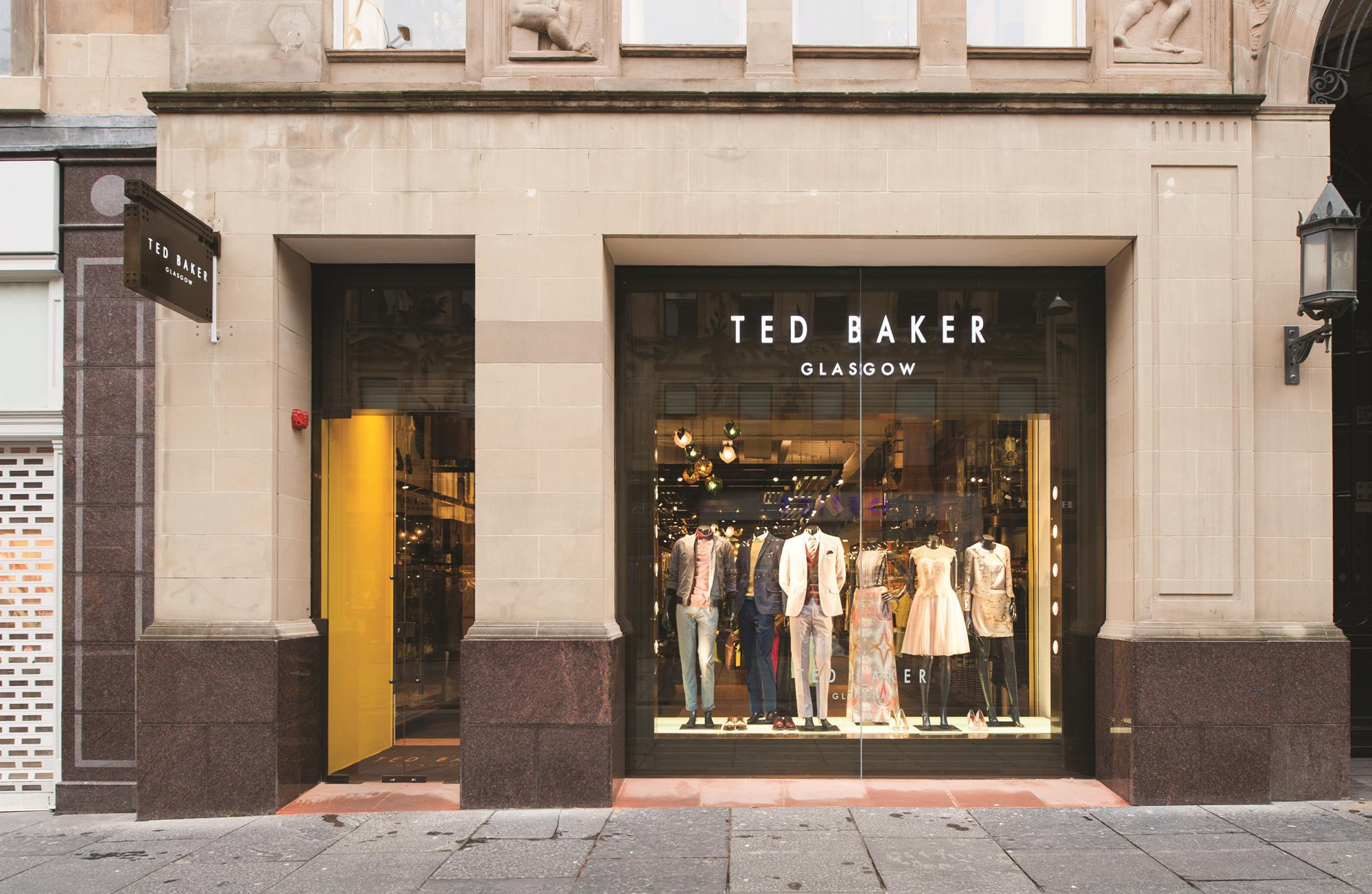 1b9d202863c7af Ted Baker introduces beacon technology to its Westfield store