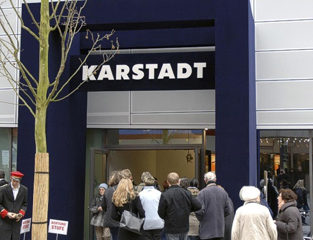Fashion style Karstadt to close six stores as a new CEO is named for lady