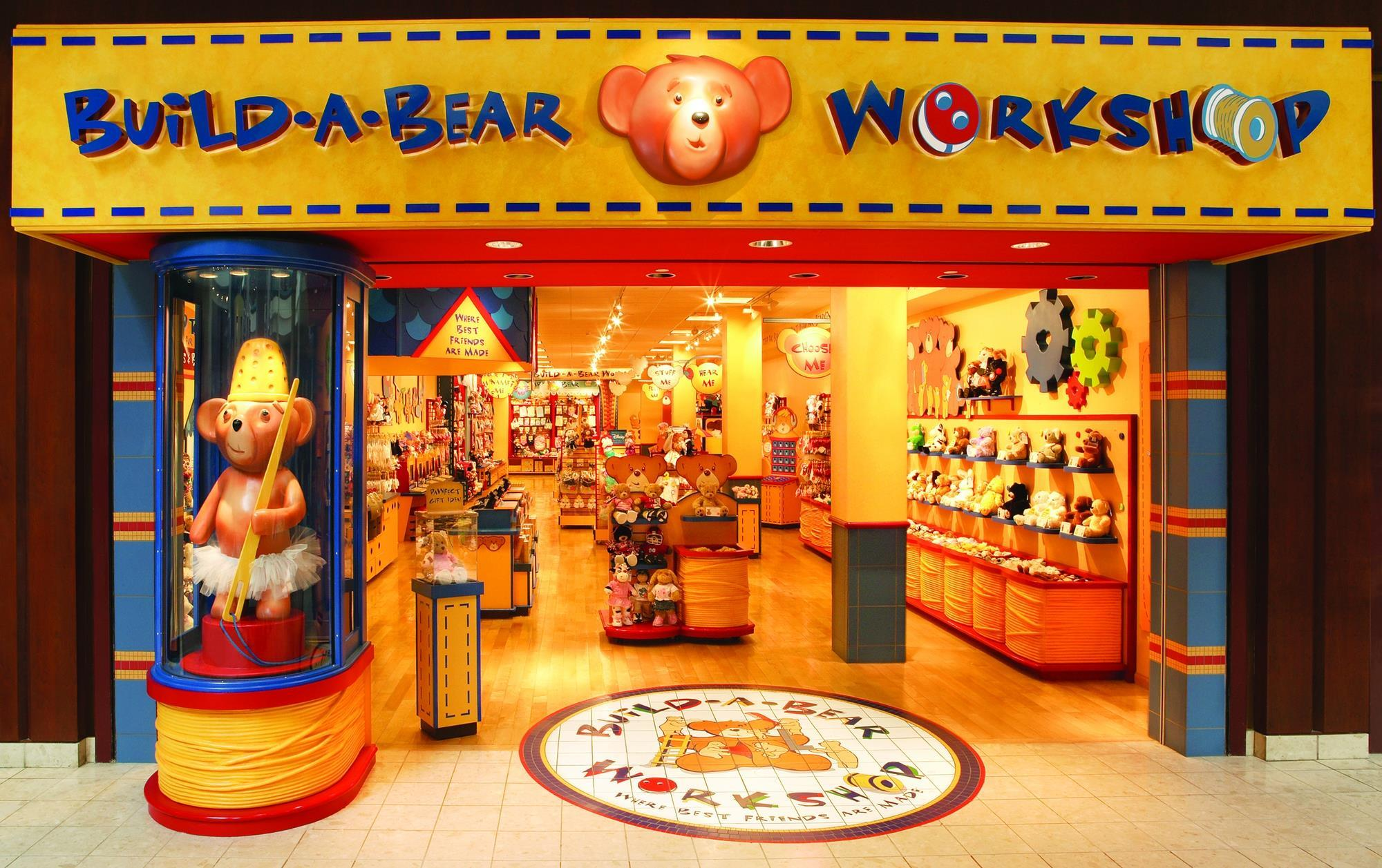 Build A Bear Online Shop Usa
