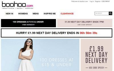 Boohoo eyes further acquisitions as it completes £200m fundraise ...
