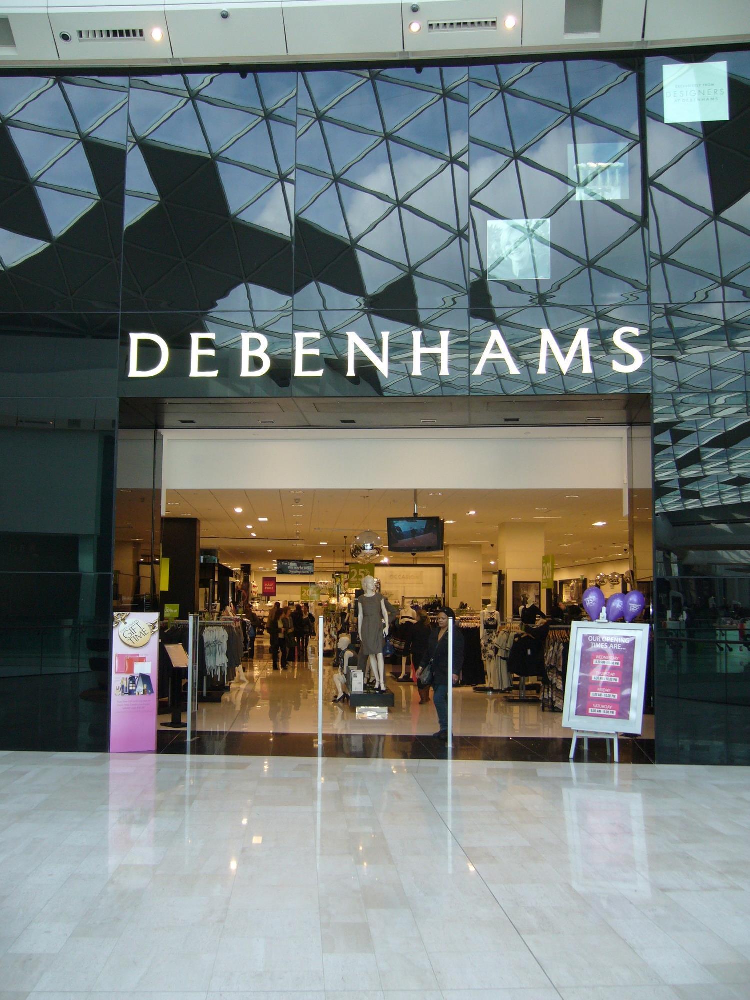 7da04968af652 Debenhams to trial 'online shops' in store   News   Retail Week