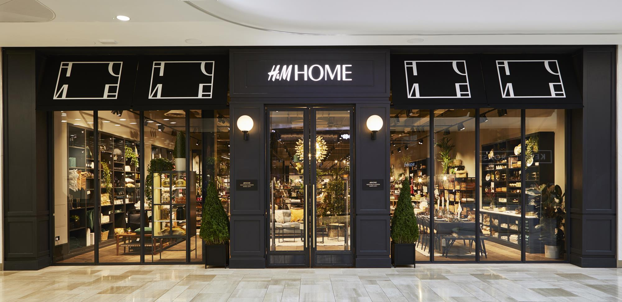 In Pictures Hm Home At Westfield London Photo Gallery Retail Week