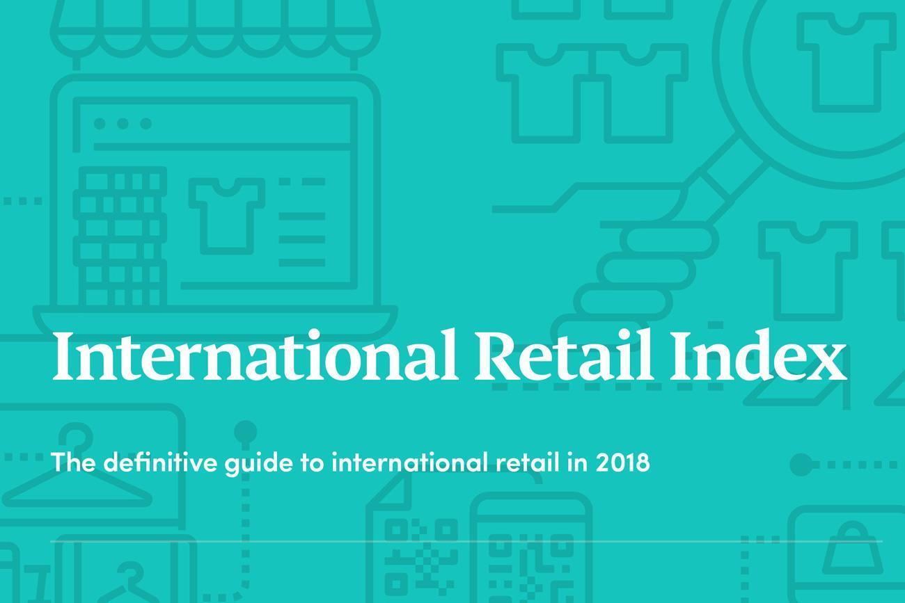 International Retail Index | Research centre | Retail Week