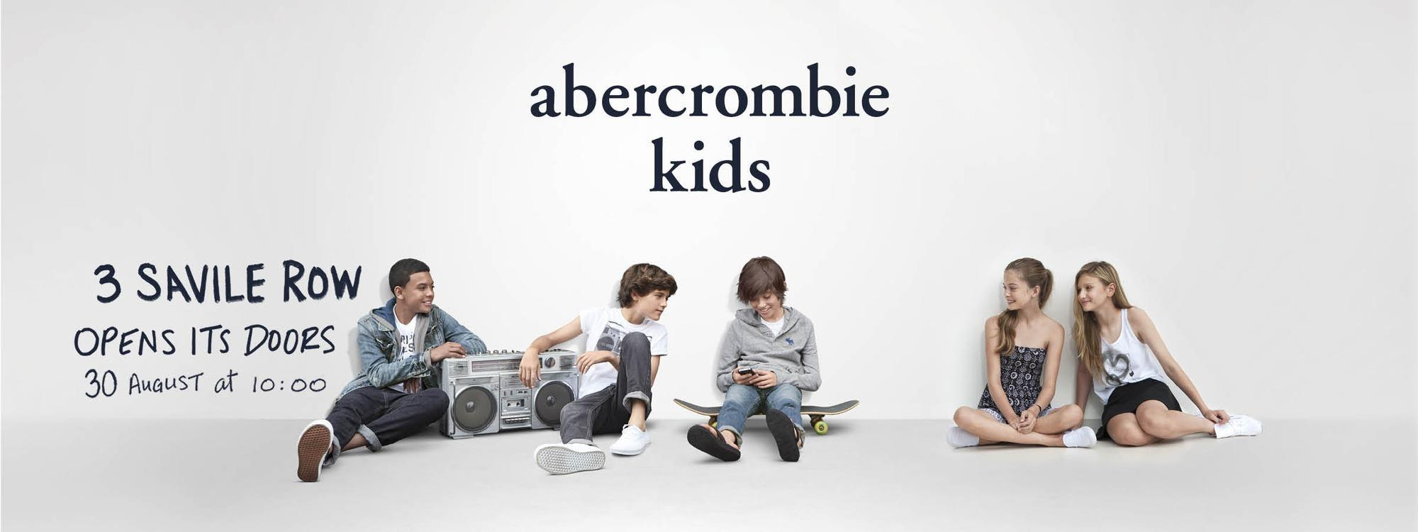 72a315413e Abercrombie Kids to open first UK store in Beatles' old home | News |  Retail Week