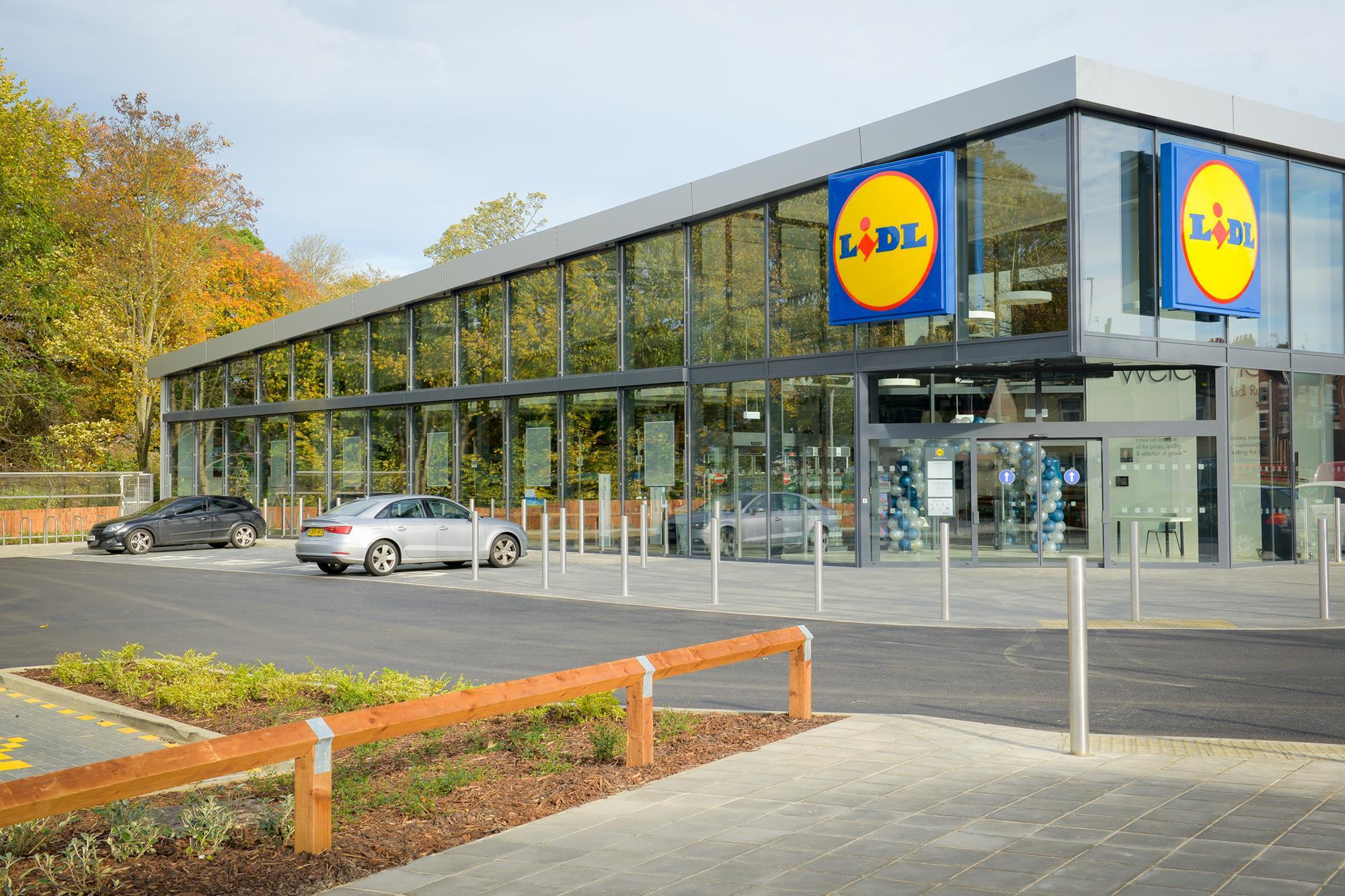 Lidl unveils store of the future amid 15bn property investment lidl unveils store of the future amid 15bn property investment news retail week malvernweather Choice Image