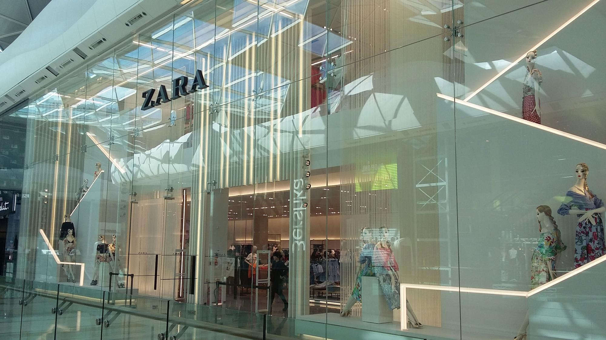 b8c71a4c Store of the week: Zara goes large in Westfield London | News | Retail Week