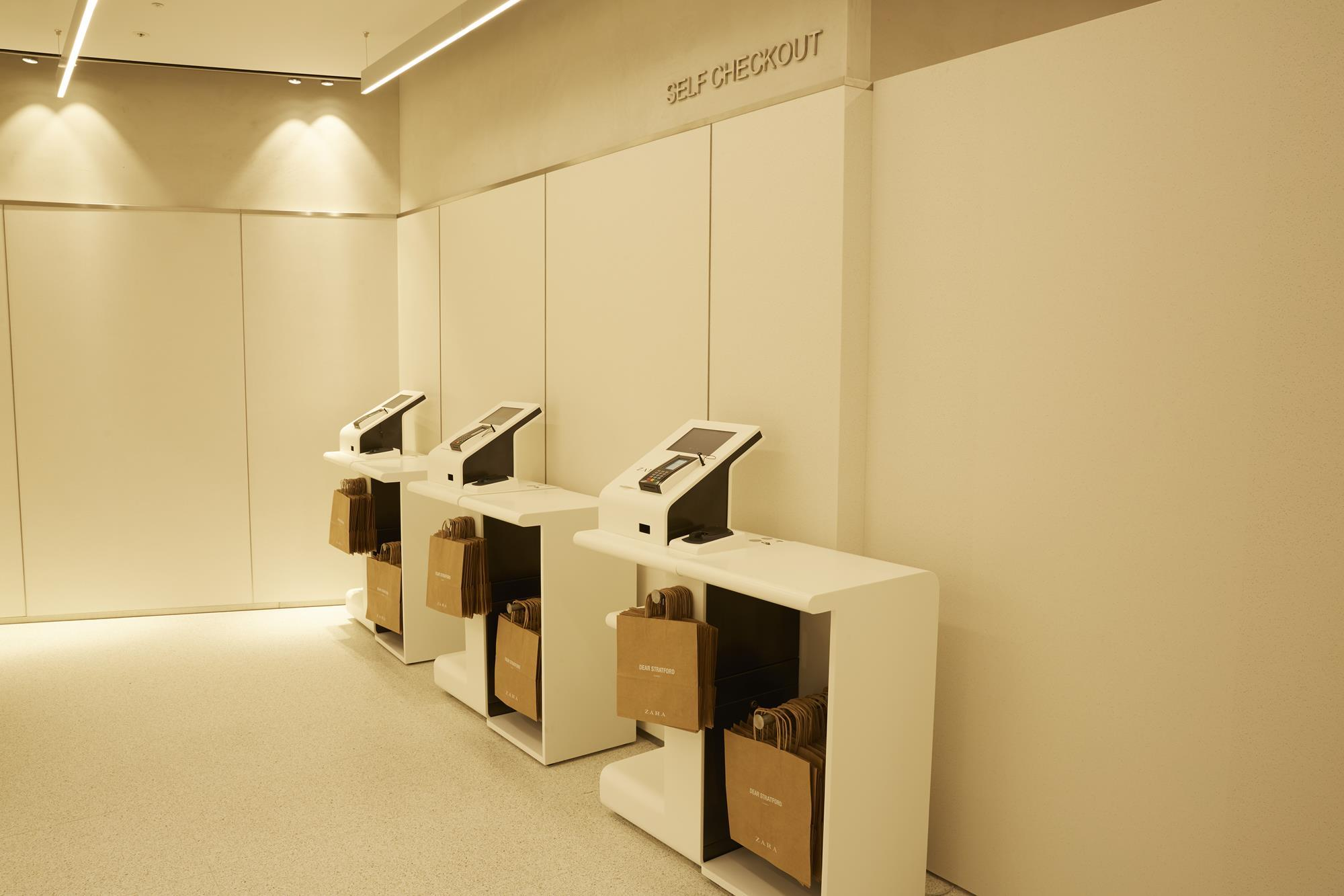7c3ae6b8 In pictures: Zara's first digitally integrated store | Photo gallery |  Retail Week