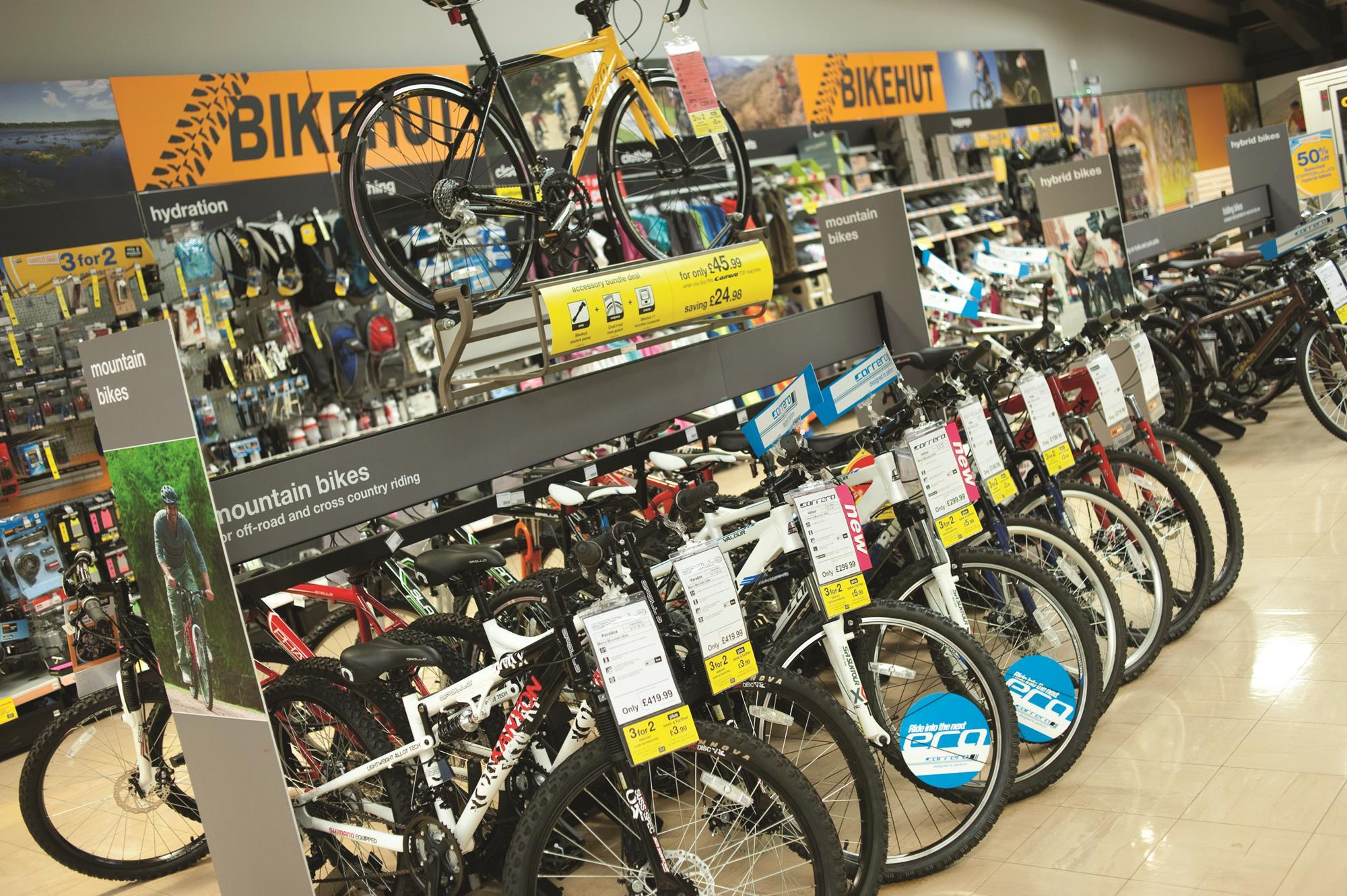 Halfords completes Boardman Bikes purchase | News | Retail Week