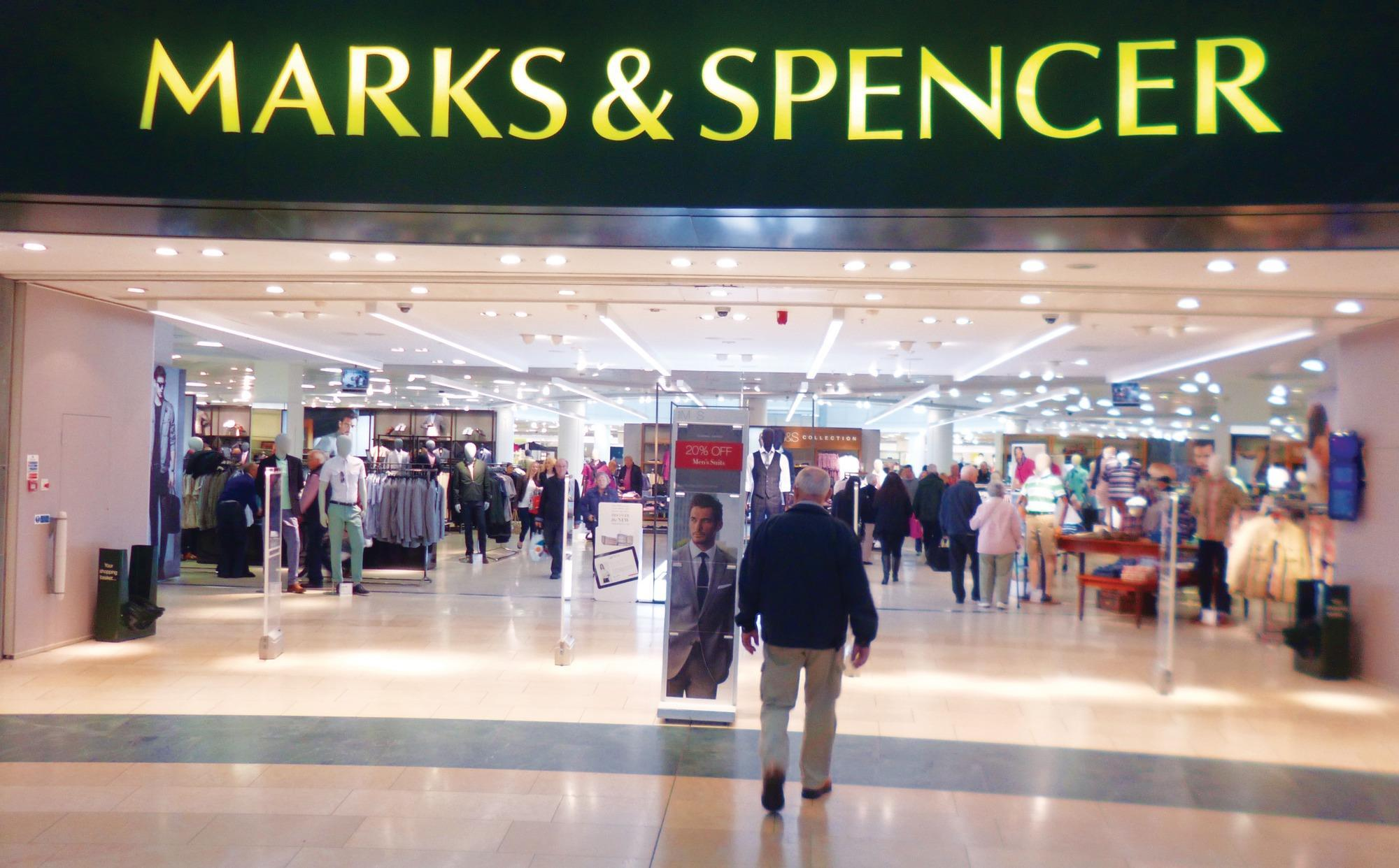 Image result for marks and spencers