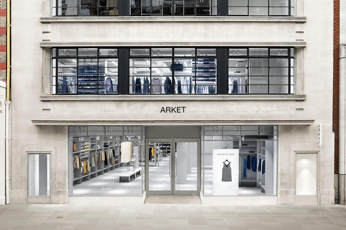 ba633f26b0 Store gallery: H&M brings Arket to the market | Photo gallery ...