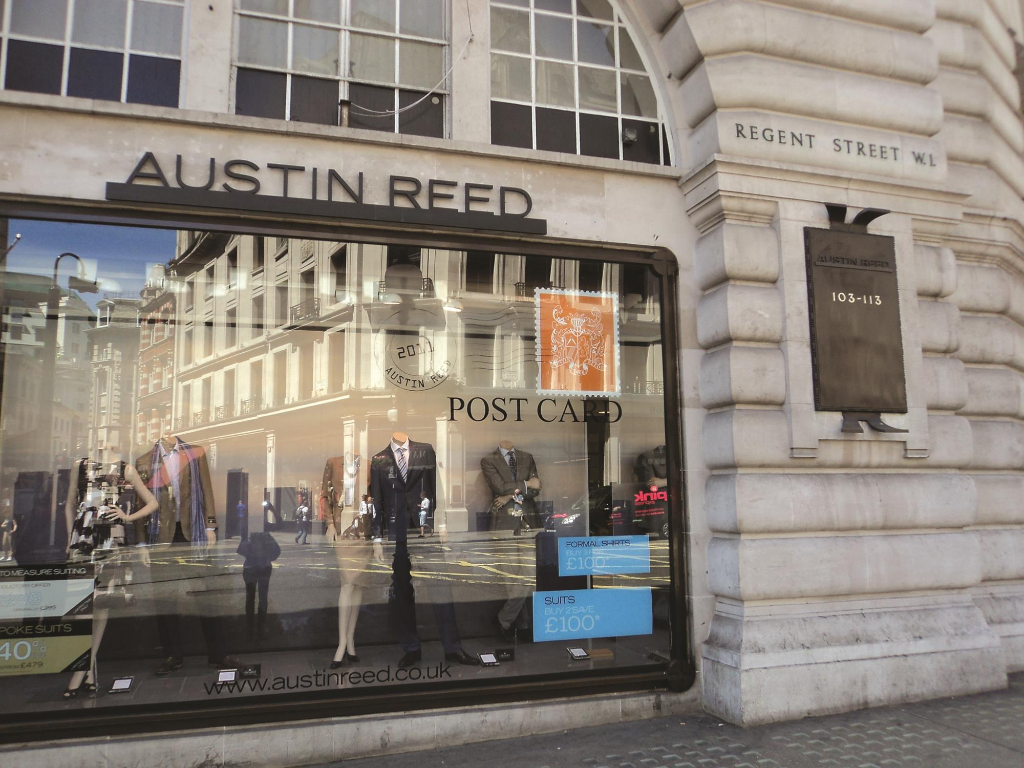 Austin Reed The Full List Of Stores To Close This Month News Retail Week