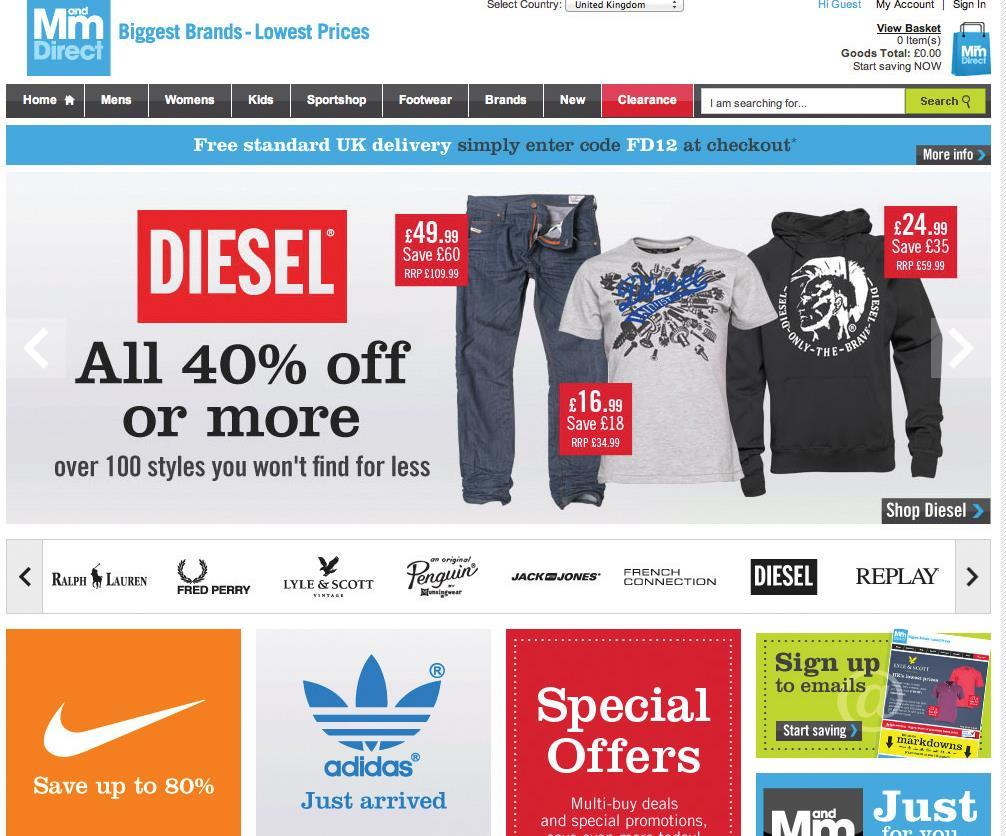 Analysis: Who is MandM Direct's new owner, Bestseller?   Analysis   Retail Week