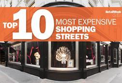 10 most expensive streets