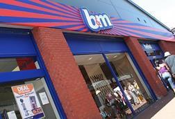 b m Bargains