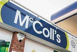 Sales at McColl's have reached £1bn