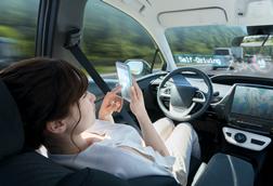 driverless car autonomous vehicle shutterstock