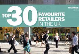 Top 30 retailers