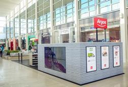 Argos pop up mk centre 7
