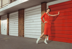 Amazon has launched its debut fashion campaign