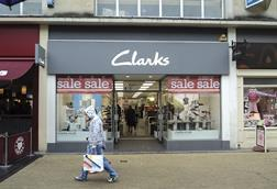 Clarks fascia