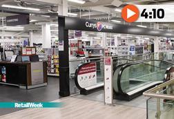 Currys PC World shop-in-shop at Tesco Extra Milton Keynes
