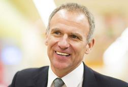 Tesco boss Dave Lewis has raised concern about the business rates system