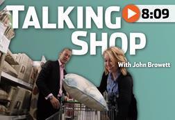 John Browett Dunelm Talking Shop