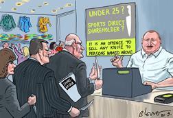 Blower cartoon 18 September 2018